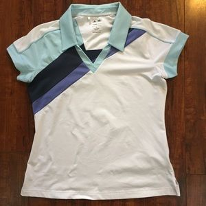Adidas clima cool golf top